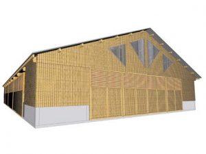 Holzbau Ausführungsplan