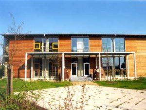 Holzbau Niederösterreich Schulen Kindergärten und Heime