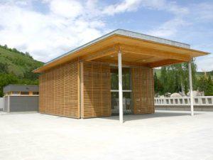 Holzbau Niederösterreich Diverse Objekte