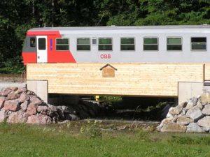 Holzbau Niederösterreich Brücken aus Holz