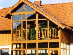 Wintergarten Holzbau Niederösterreich