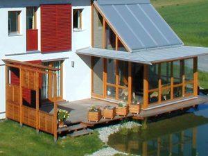 Probewohnen im Musterhaus Holzbau Niederösterreich