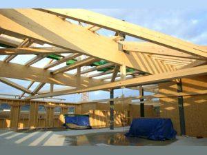 Dachgeschoßausbau - Holzbau Niederösterreich