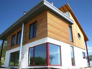 Holzbau Niederösterreich Passivhausv