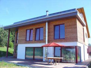 Holzbau Niederösterreich Passivhaus