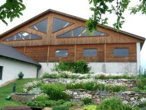 Holzbau in der Landwirtschaft - Holzbau Niederösterreich
