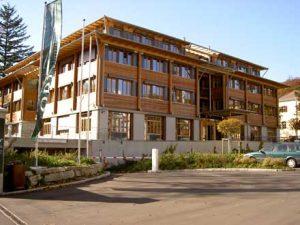 Gewerbebauten aus Holz - Holzbau Niederösterreich