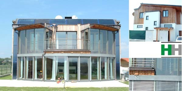 Projekt 06 2006 Haidbauer Haus